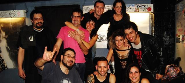 Gose & The Family DVD berria kalean
