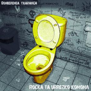 Bonberenea Txaranga - Rocka ta urrezko komona - CD