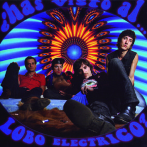 Lobo electrico - has visto al lobo electrico