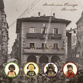 """Bonberenea Txaranga """"Berriozar"""" - 10""""EP/CD"""