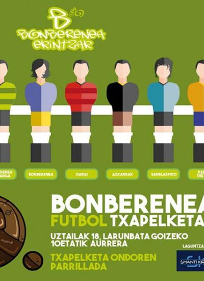 10. Bonberenea Futbol txapelketa